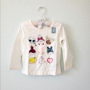 Baby Gap Long sleeve shirt, Size 18-24 M